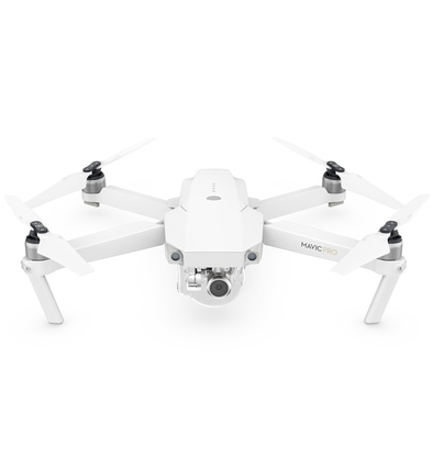 Квадрокоптер DJI Mavic Pro Fly More Combo Alpine White