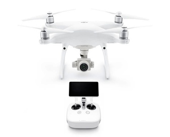 Квадрокоптер DJI Phantom 4 Advanced +