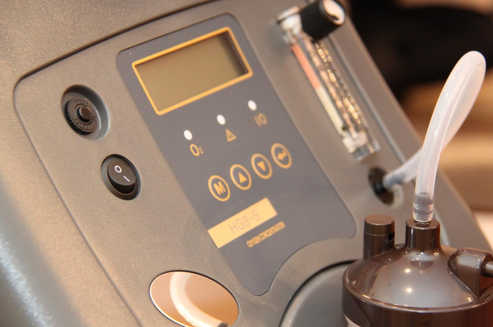 Кислородный концентратор до 10 литров 10-L
