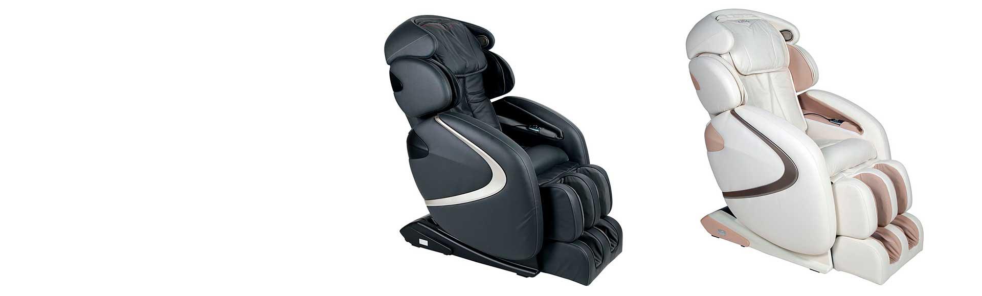 Ідеальне масажне крісло в 2 рази дешевше аналогів