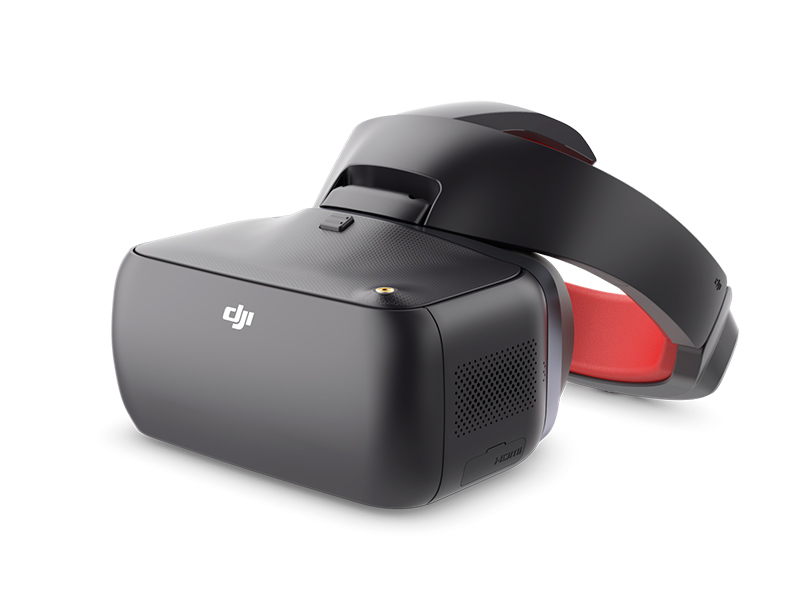 Окуляри DJI Goggles Racing Edition (RE)